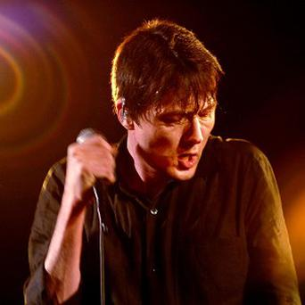 Suede, fronted by Brett Anderson, will be honoured at the Q Awards
