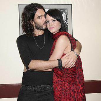 Russell Brand and Katy Perry have been married in India