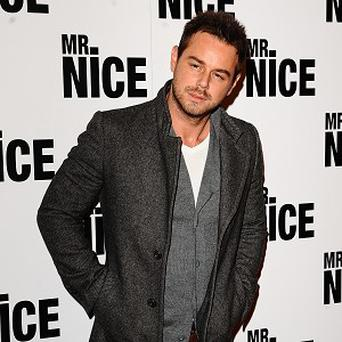 Danny Dyer said he got in to shape for his latest role