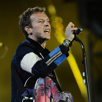 Coldplay came top of the survey of music people like to listen to before bed