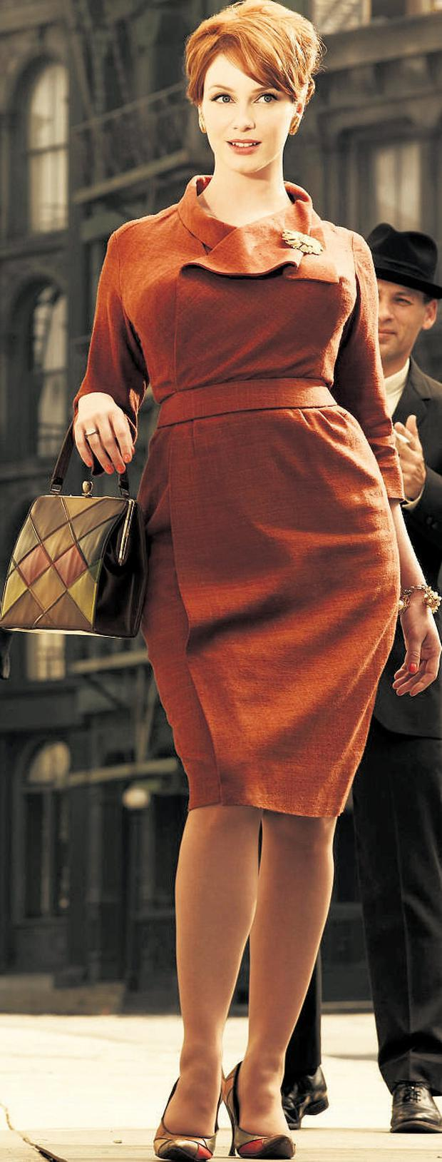 How mad men is bringing real women back into fashion Mad style fashion life trend