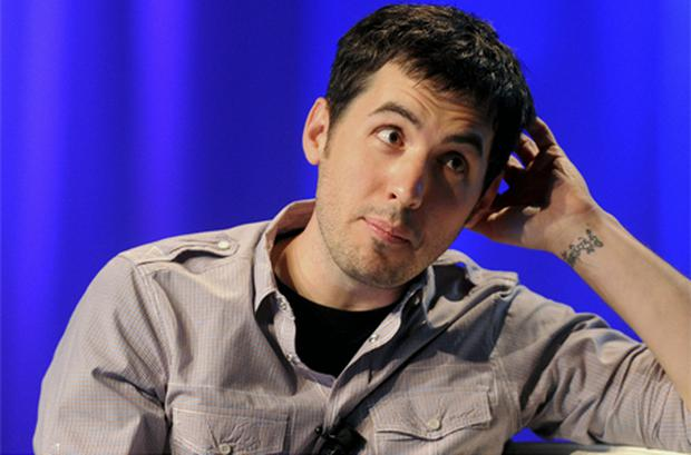 Kevin Rose, the co-founder of Digg. Photo: Bloomberg News