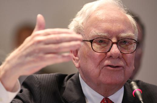 Warren Buffett turned 80 in August, but insists he has no intention of retiring. Photo: Getty Images
