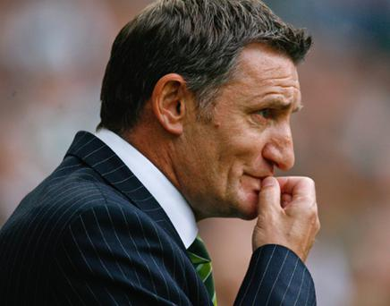 Tony Mowbray will be officially unveiled as Middlesborough manager at a press conference today. Photo: Getty Images