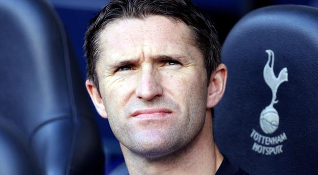 Robbie Keane has spent most of this season on the Tottenham Hotspur bench. Photo: Getty Images