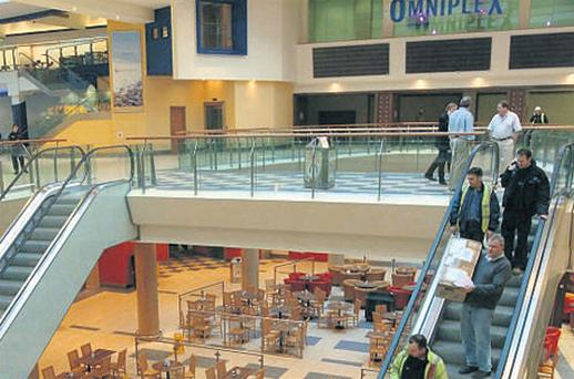Omniplex at Mahon Point: Shoppers are seeking more entertainment at shopping centres