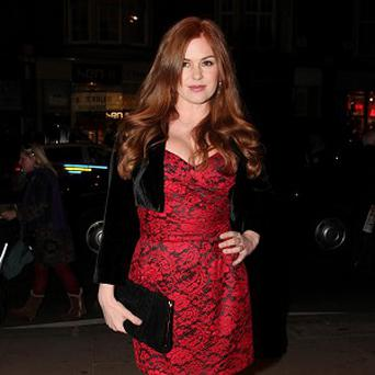 Isla Fisher says the night shoots made her long for Summer Bay