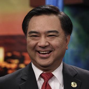Republican state Assemblyman Van Tran sent a scratch-and-sniff campaign leaflet