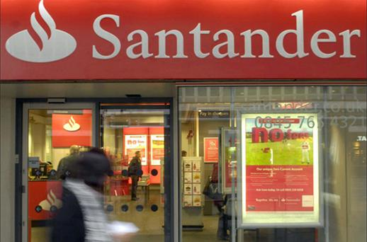 Santander has spent $10bn since June buying a Polish lender and assets in the UK, the US and Germany. Photo: PA