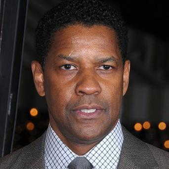 Denzel Washington says shooting his own stunts for Unstoppable was 'frightening'