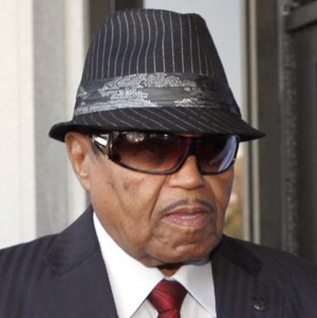 A court rejects a bid by Joe Jackson to challenge the administration of his son's estate