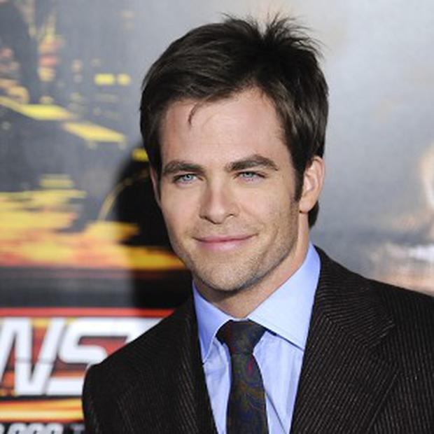 Chris Pine loved working with Denzel Washington in Unstoppable