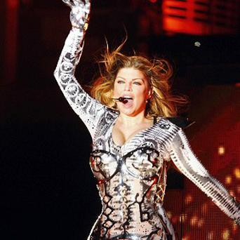 Fergie has been named Billboard's Woman Of The Year