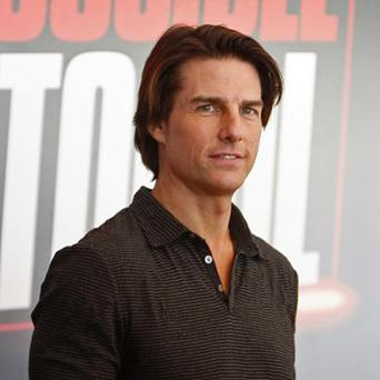 Tom Cruise is filming part of Mission Impossible in Dubai