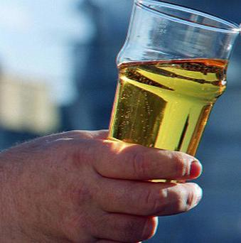 Cider maker Bulmers - hot summer boosts sales