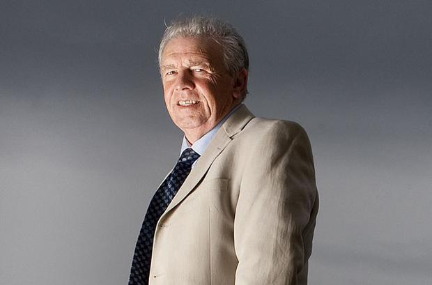 John Giles. Photo: David Conachy