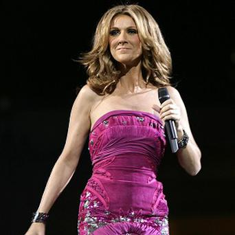 Celine Dion has named her twins Eddy and Nelson