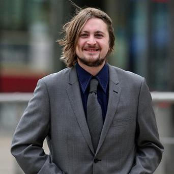 The Zutons Dave McCabe has been ordered to pay compensation to the victim