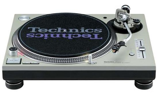 The iconic SL-1200 Technics turntable is one of a number of analogue music devices that wil be discontinued by Panasonic
