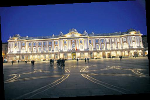 Place du Capitole, the heart of the city
