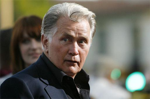 Veteran Hollywood star Martin Sheen
