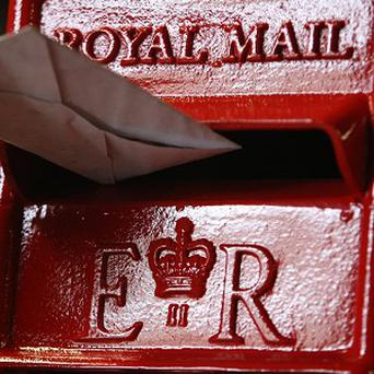 Royal Mail has warned a family after their cat scratched a postman