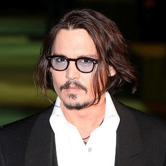 Johnny Depp has apprently been offered the role of the huntsman