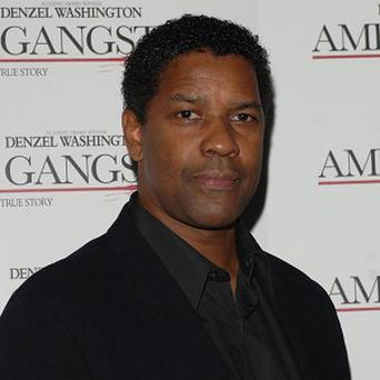 Denzel Washington said he had fun working with Tony Scott