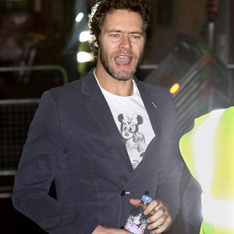 Howard Donald says his girlfriend makes him watch The X Factor