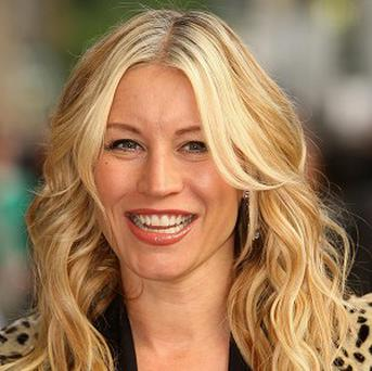 Denise Van Outen says husband Lee Mead has bonded with their daughter Betsy
