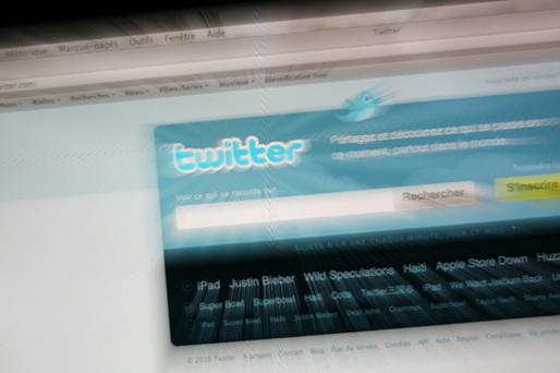 Even celebrity Twitter users will see branded messages appear in their timelines as the service continues to roll out. Photo: Getty Images