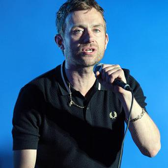 Damon Albarn has hit out at The X Factor