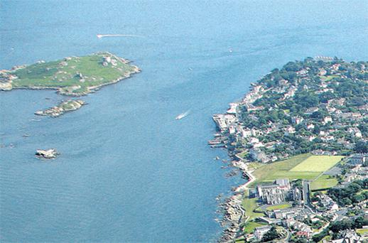 There could be an oil field off the coast of Dalkey