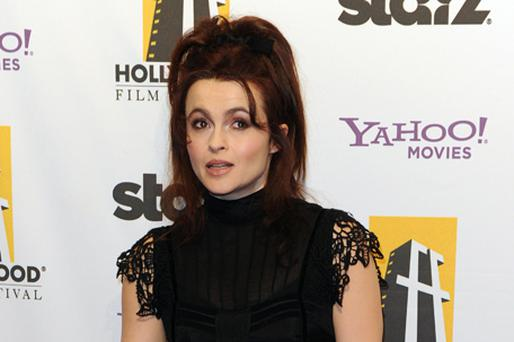 Helena Bonham Carter perfectly captures the Queen Mother's 'steely wistfulness'. Photo: Getty Images