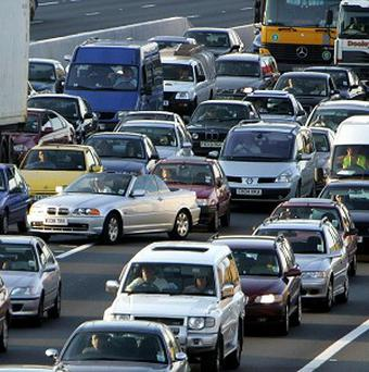 Wednesday is the worst day for traffic jams, according to a congestion index