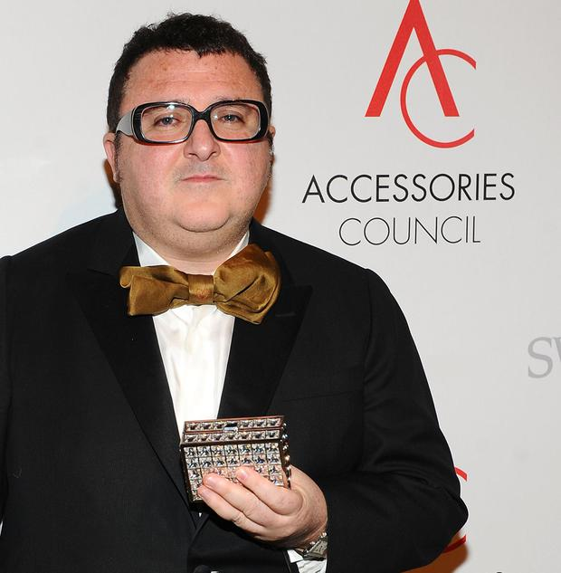 Designer of the Year Alber Elbaz has designed a collection for H&M. Photo: Getty Images