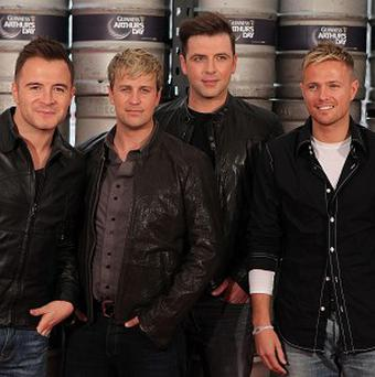 Westlife have told Hello! magazine they will not be inviting former member Brian McFadden to rejoin the band