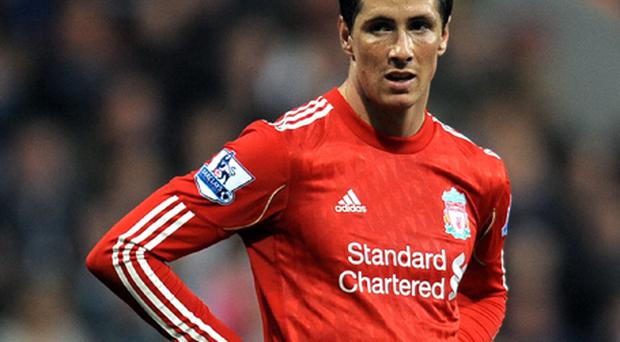 Liverpool's Fernando Torres. Photo: Getty Images