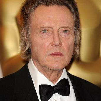 Christopher Walken has been cast in a thriller with Christian Slater