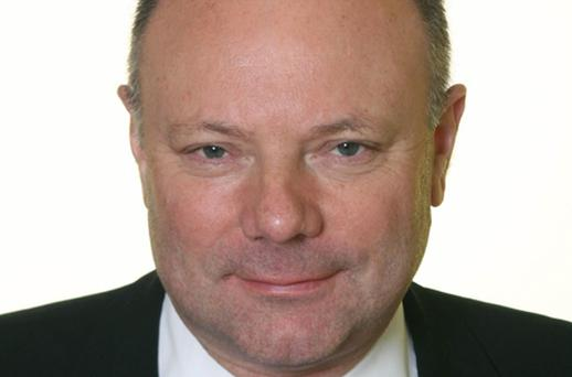 Gary Hoffman has stepped down from his position at Northern Rock with immediate effect. Photo: PA
