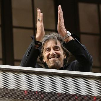 Al Pacino is set to play a hedge fund magnate trying to cover up fraud