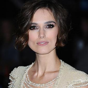 Keira Knightley's London flat has been burgled, according to the police
