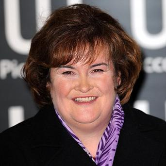 Susan Boyle will perform her version of Lou Reed's Perfect Day in front of the Prince of Wales at the Daily Mirror's Pride of Britain Awards