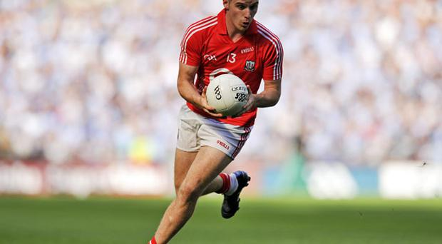 Daniel Goulding was one of only three Corkmen to make the GPA Football Team of the Year. Goulding squeezed out Colm Cooper after losing out to the Kerryman in the All Star 15.