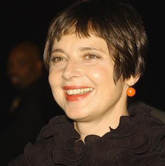Isabella Rossellini has made a series of short films about animal seduction