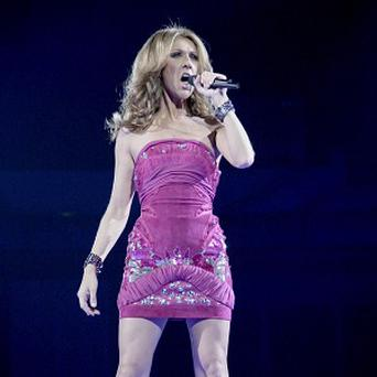 Celine Dion said she was expecting triplets