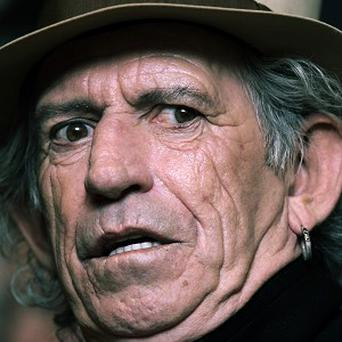 Keith Richards has revealed how his bandmates' reacted to his book