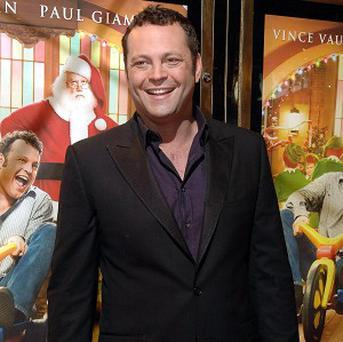 Vince Vaughn said he was pleased the line was not cut from the movie