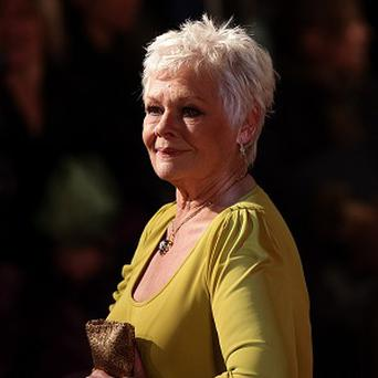 Dame Judi Dench apparently has a cameo role in the next Pirates film