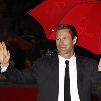 Aaron Eckhart has been cast in The Expatriate